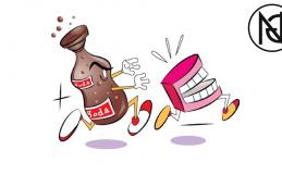 Le bibite gassate danneggiano i denti?